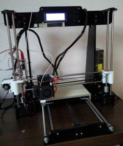 Anet A8 3D Druck Tipps & Tricks